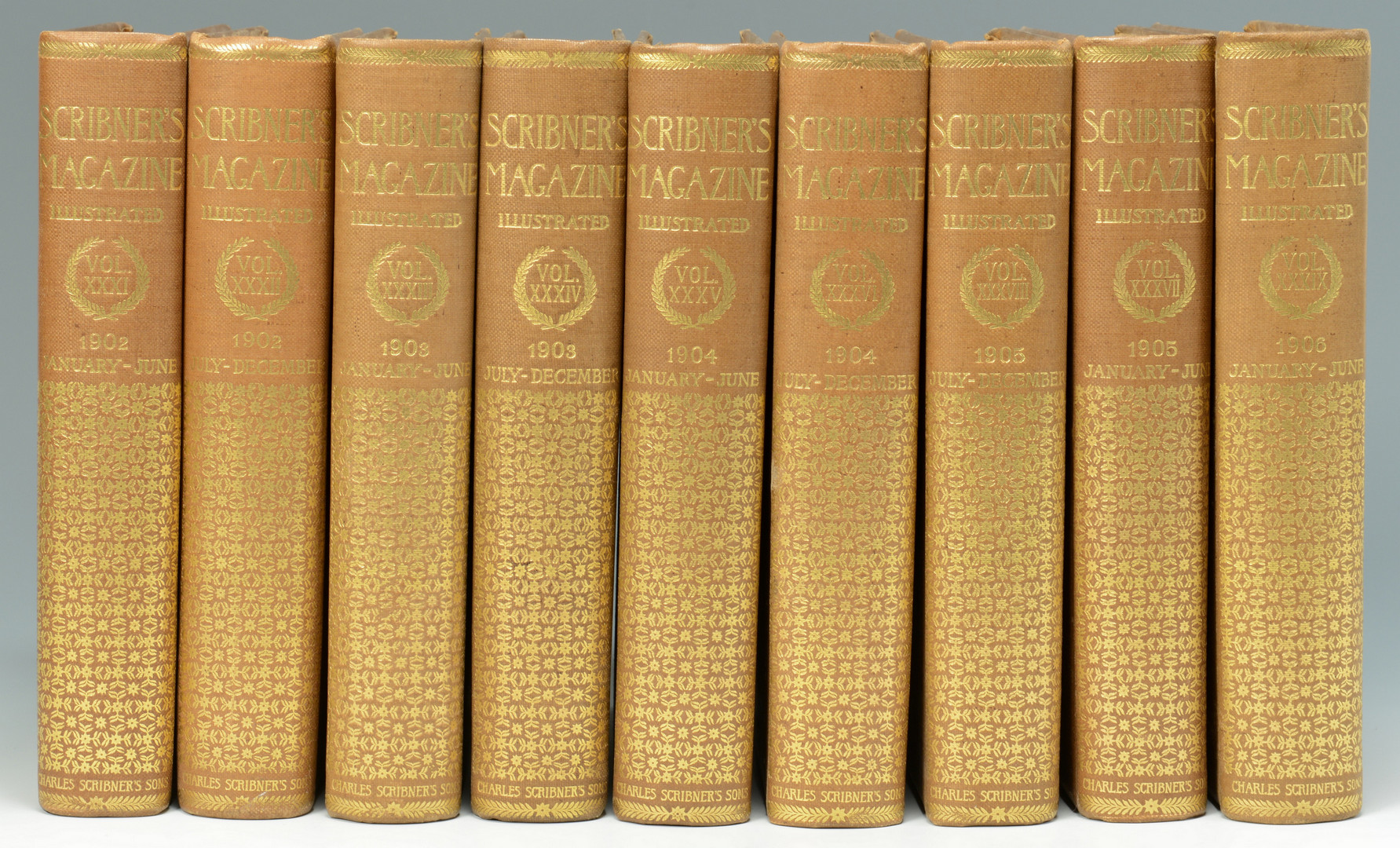 Lot 873: Grouping of Early 20th Century Books, 22 total