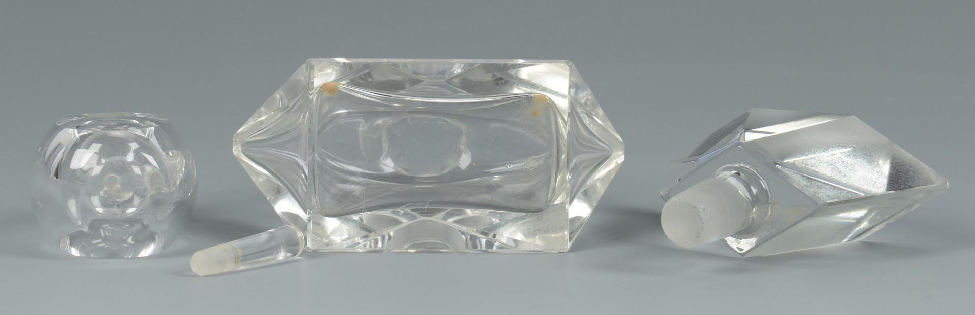 """Lot 877: Baccarat """"Messina"""" Crystal"""