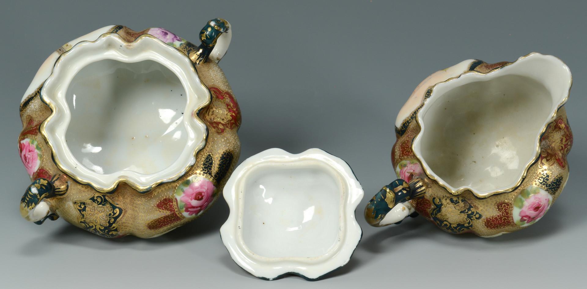 Lot 893: 3 World's Fair Columbian Exhib. Porcelain Items