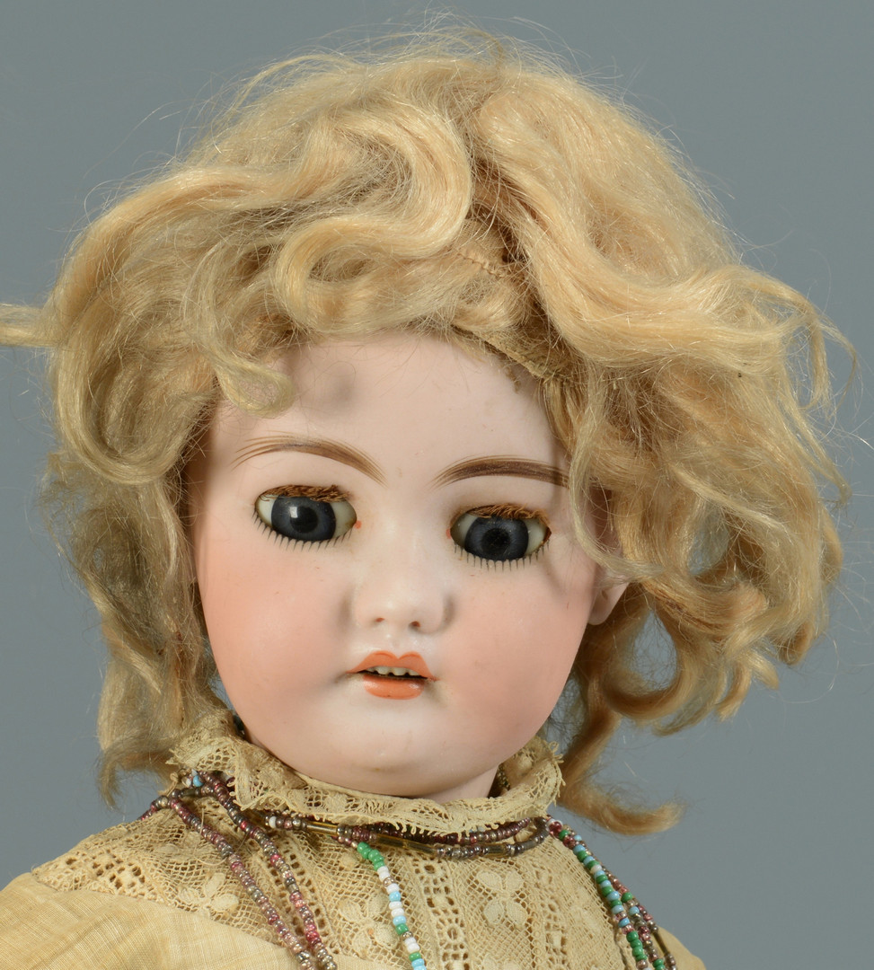 Lot 898: Simon Halbig Walking Talking Doll
