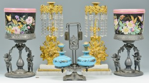 Lot 924: 3 Victorian Decorative Items