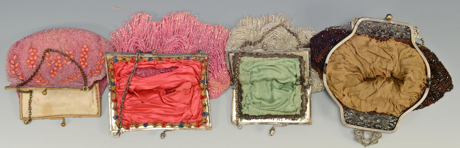Lot 925: Ladies Vintage Purses & Tile