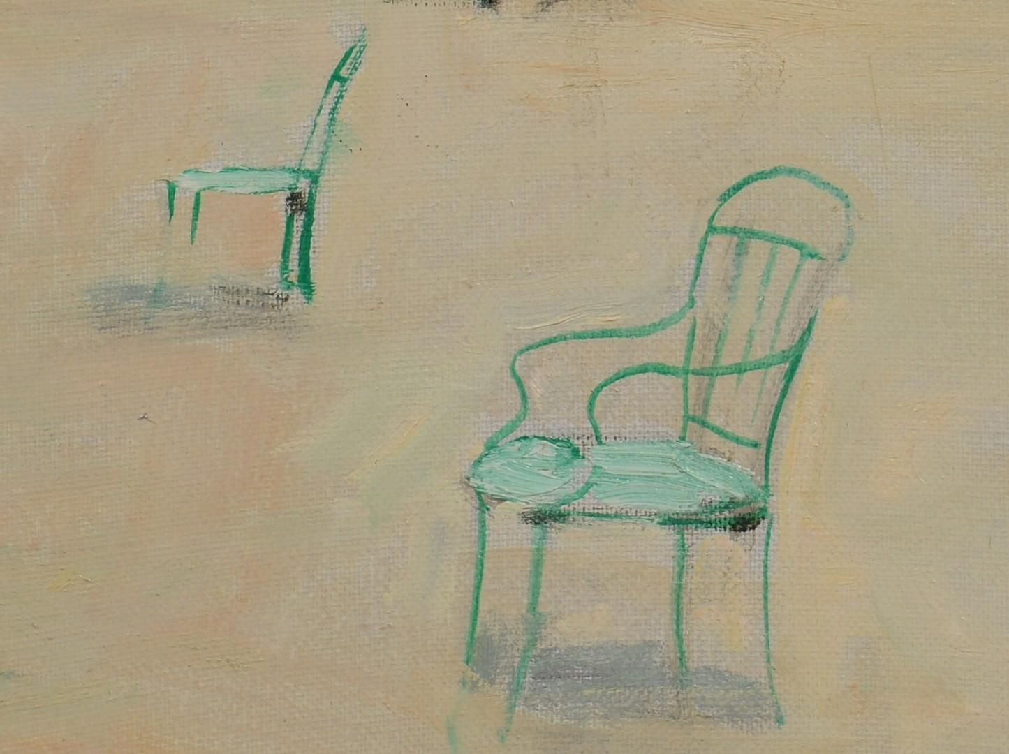 Lot 117: Jules Rene Herve Oil on Canvas