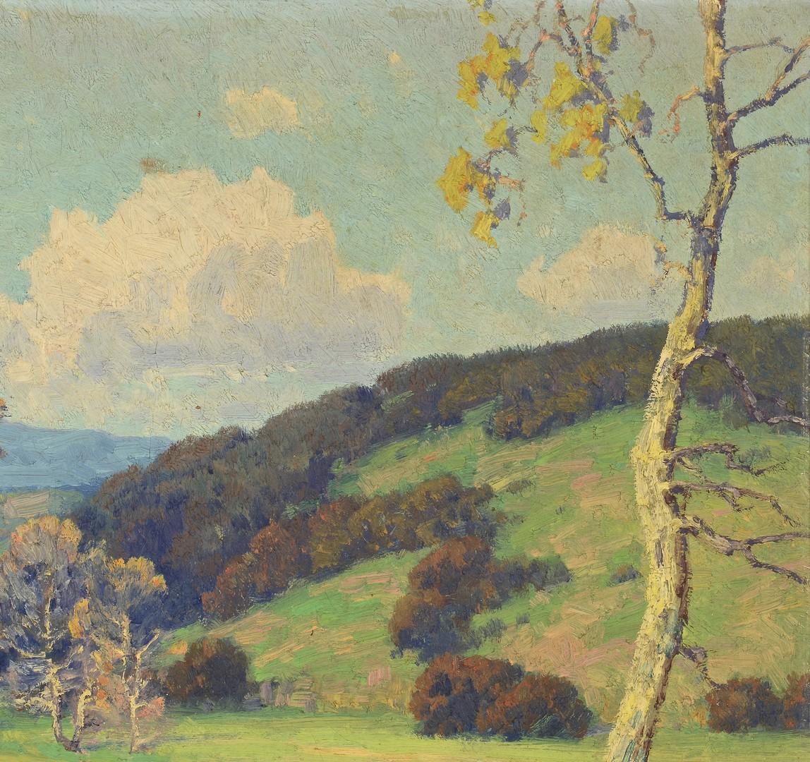 Lot 119: Maurice Braun Landscape