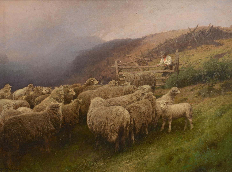 Oil Painting Ohio Artist