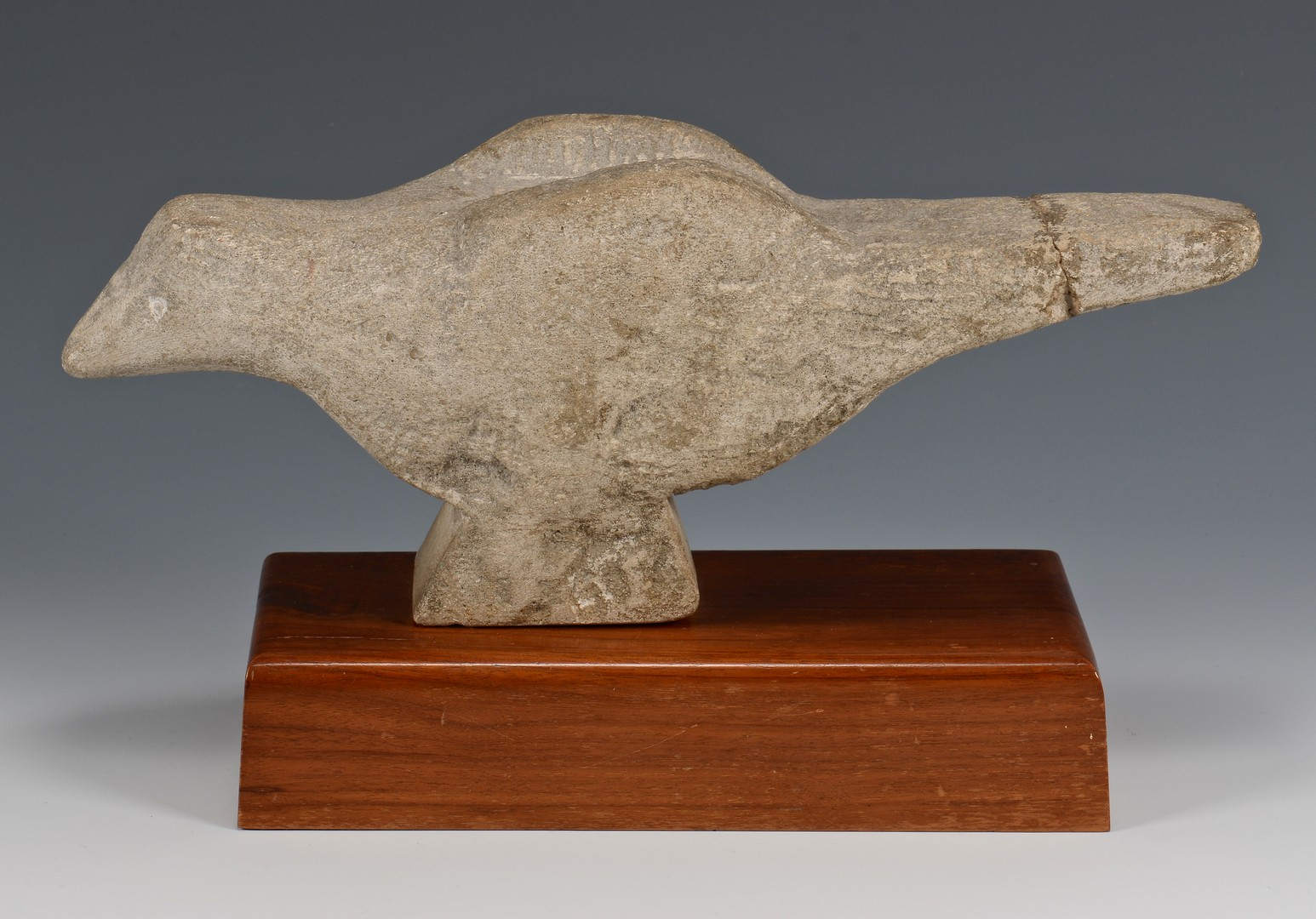 Lot 134: William Edmondson Bird Sculpture