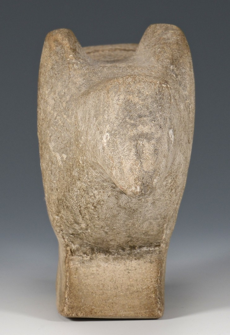 Lot 134: William Edmondson Bird Sculpture