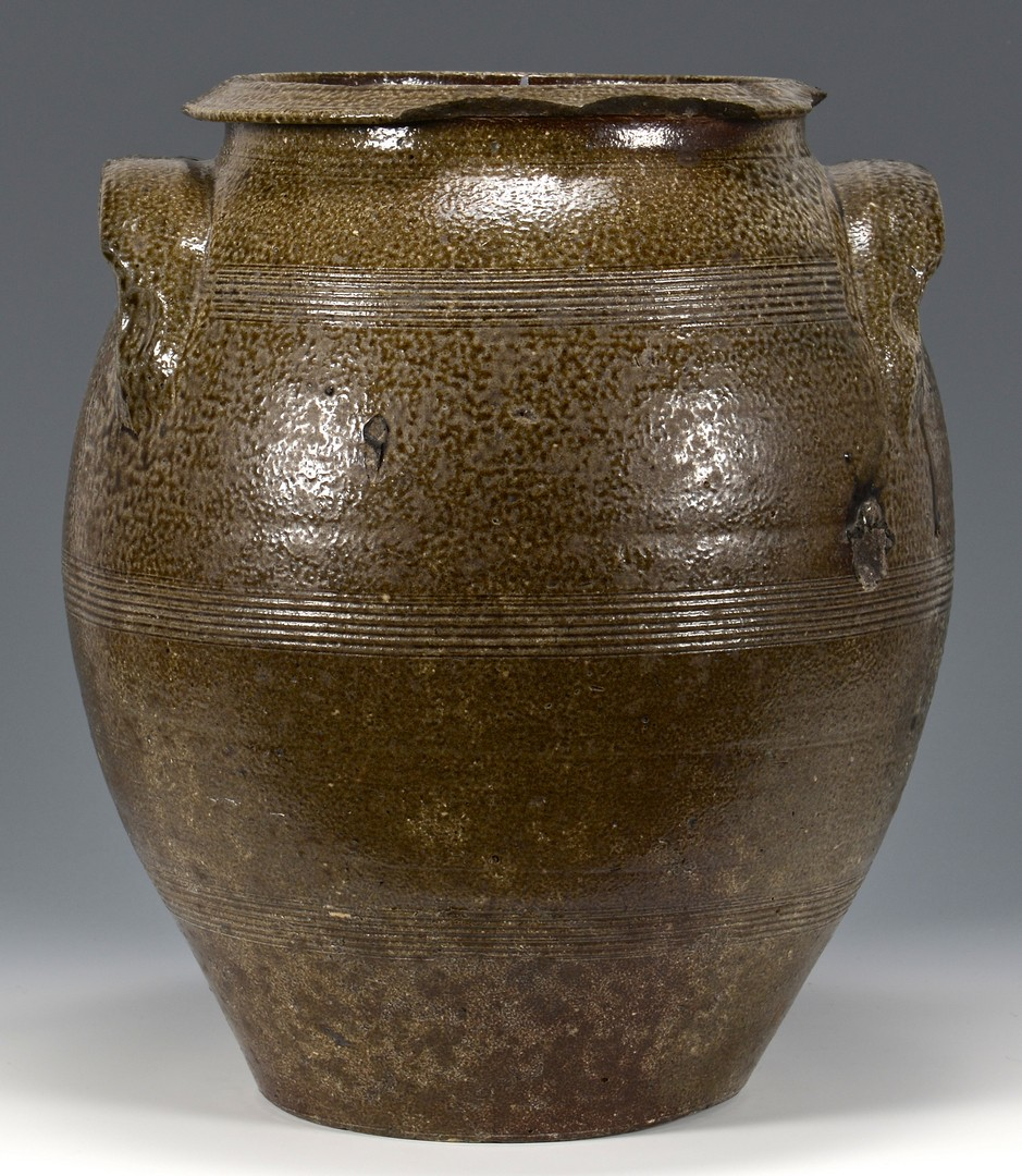 Lot 149: NC N. H. Dixon Stoneware Jar
