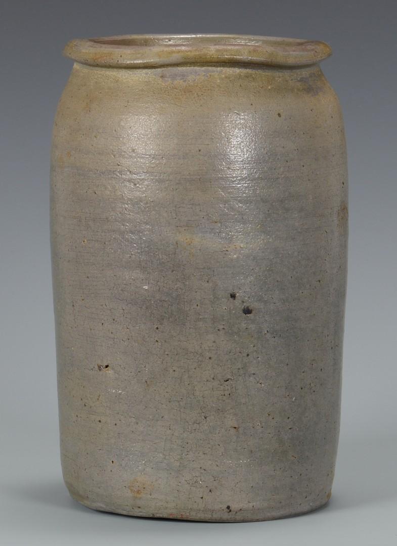 Lot 150: Kentucky Stoneware Jar, I.Thomas