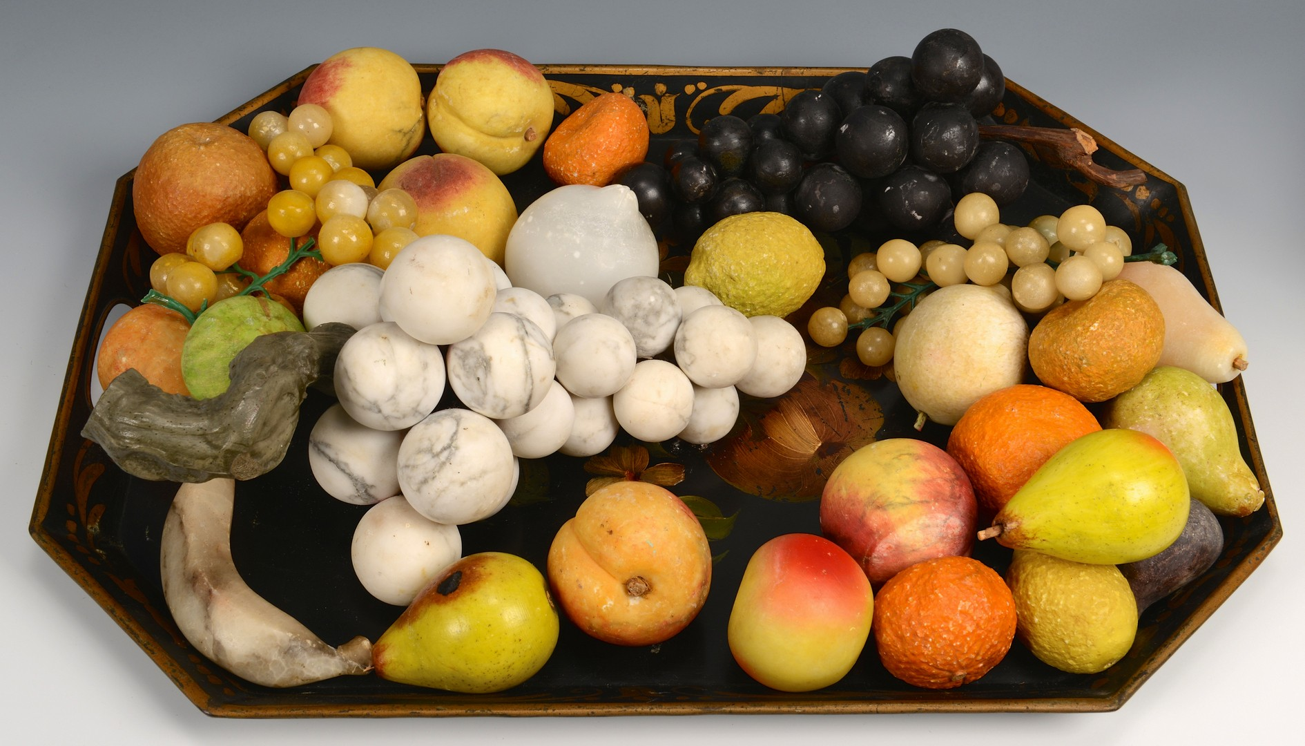 Lot 154: Large Collection of Stone Fruit