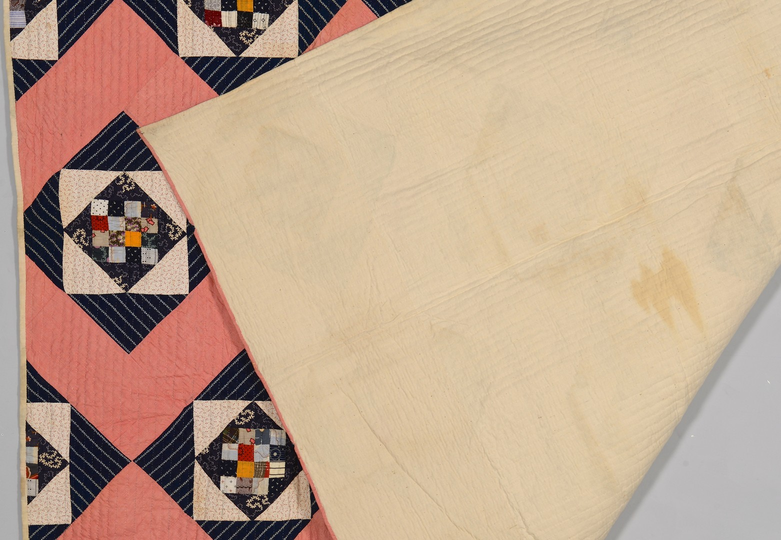 Lot 157: 3 East TN  19th c. Quilts