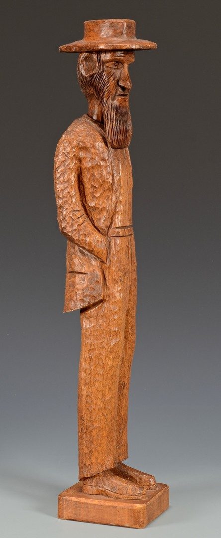 Lot 159: 3 Clarence Stringfield Carvings