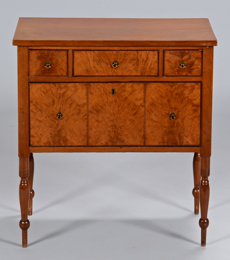 Lot 162: KY Sugar Chest, Miniature Sideboard Form