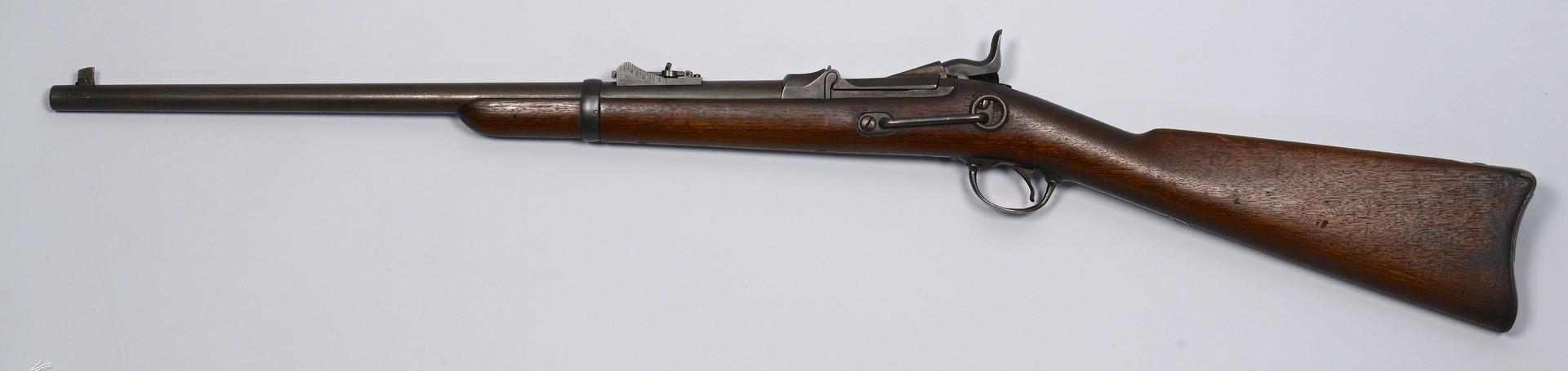 Lot 196: U.S. Model 1873 Springfield Carbine