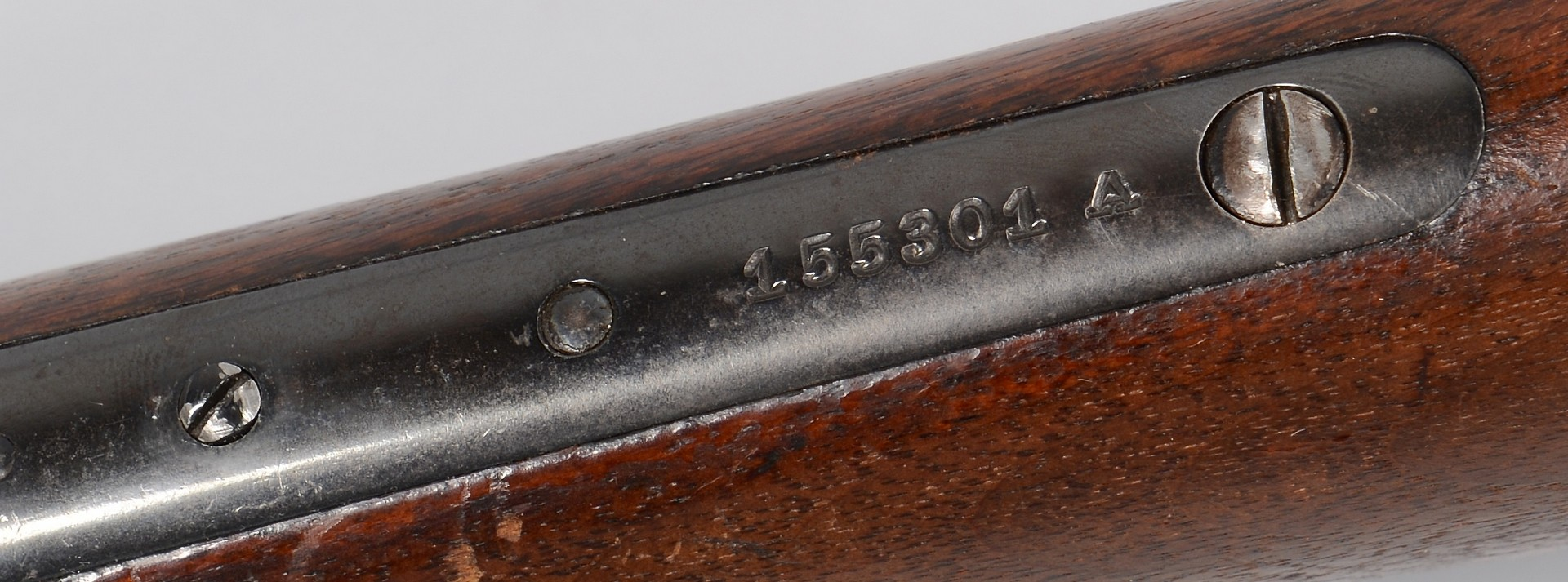 Lot 197: Winchester Lever Action 1886 .33