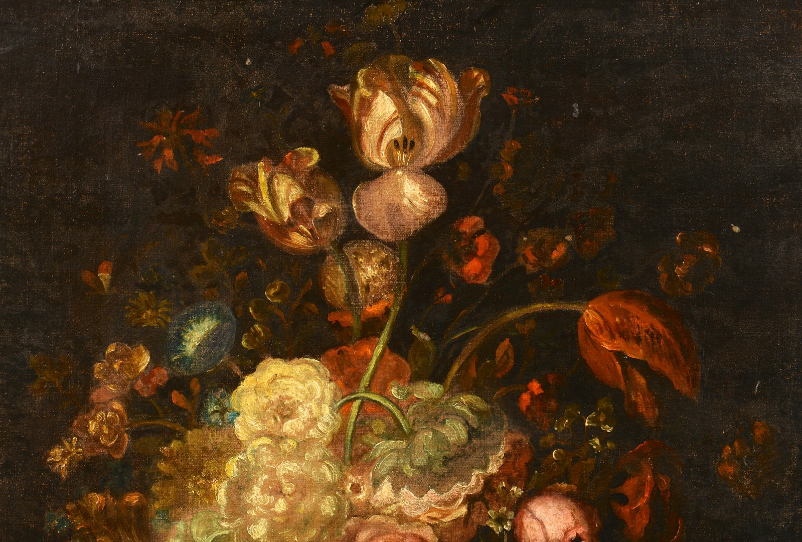 Lot 227: Dutch School Oil on Canvas Still-Life