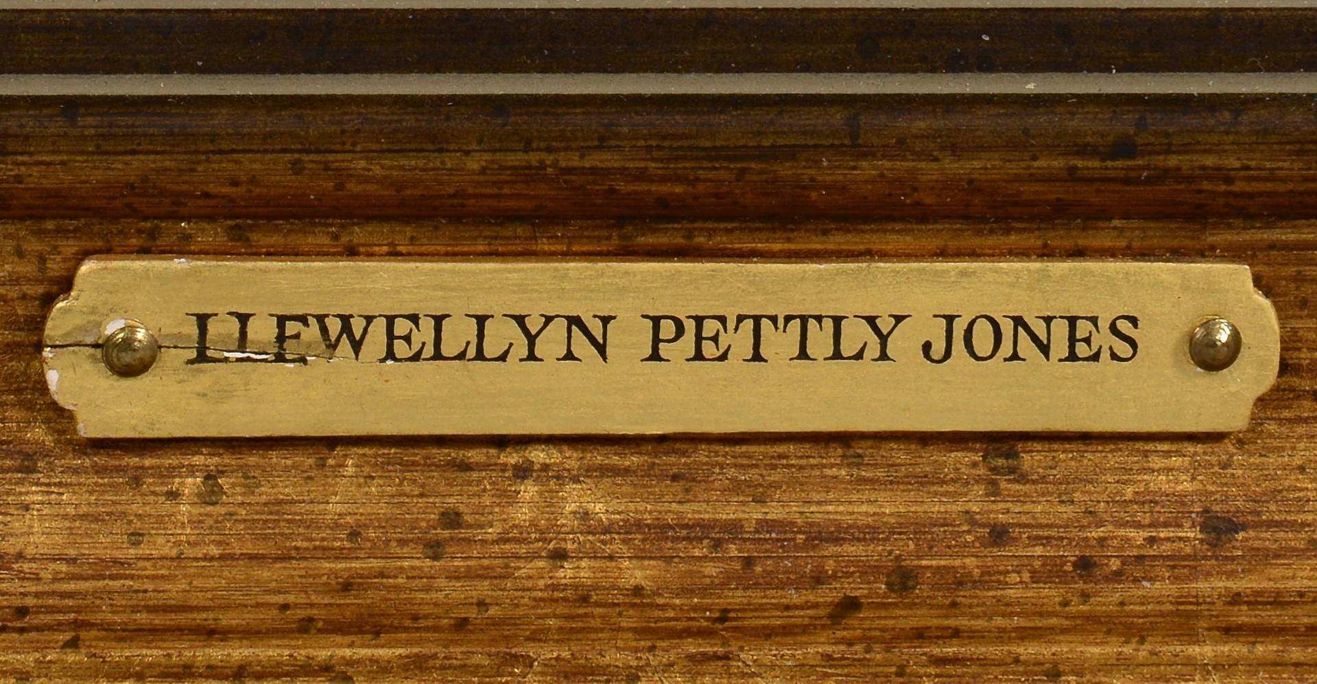 Lot 235: Llewellyn Petley Jones oil on canvas