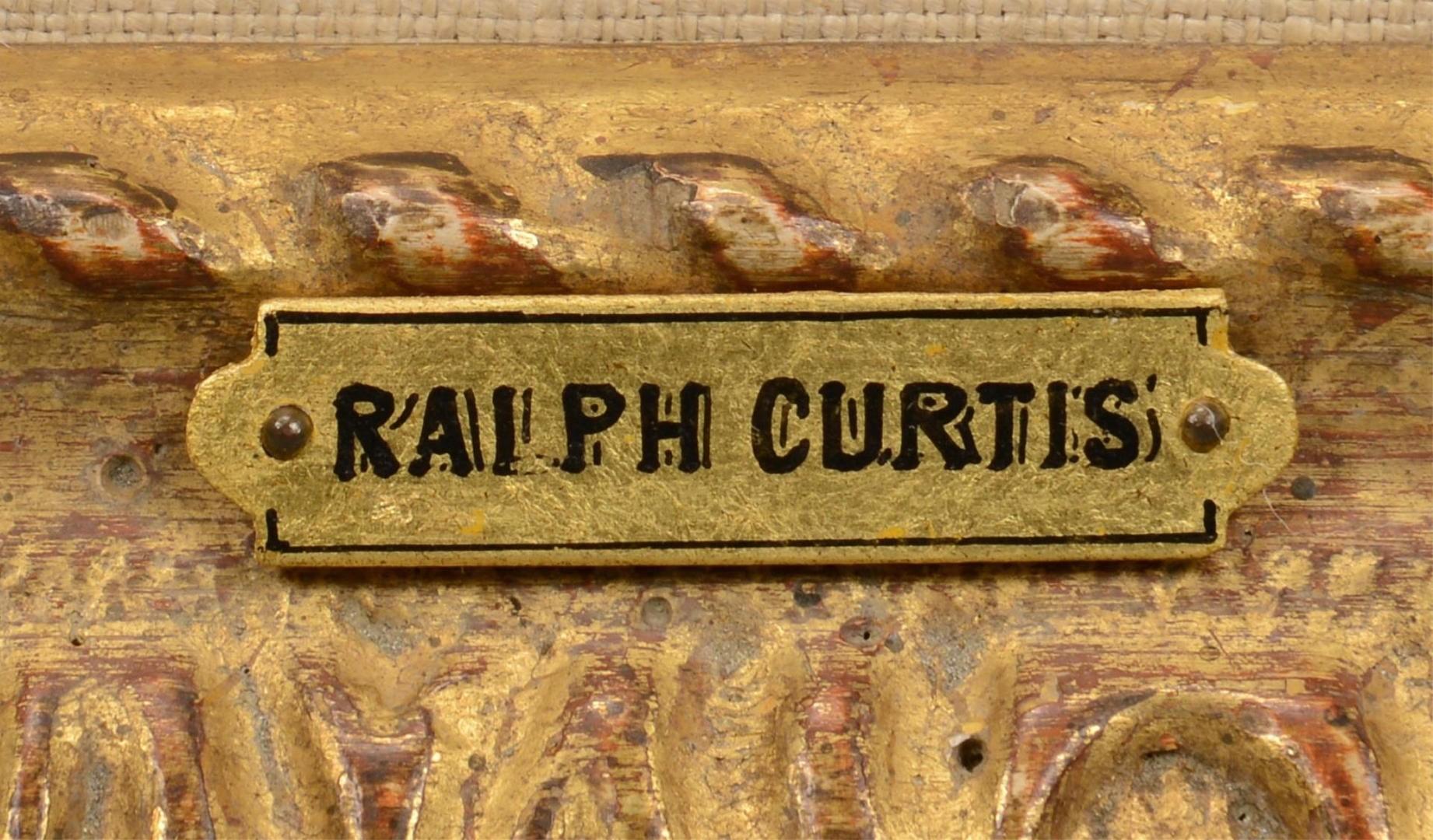 Lot 239: Ralph W. Curtis o/b Still Life