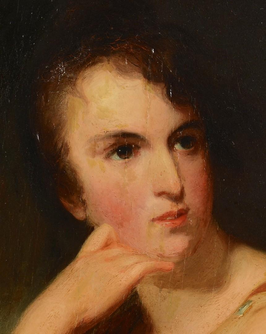 Lot 253: South Carolina Portrait of a Lady
