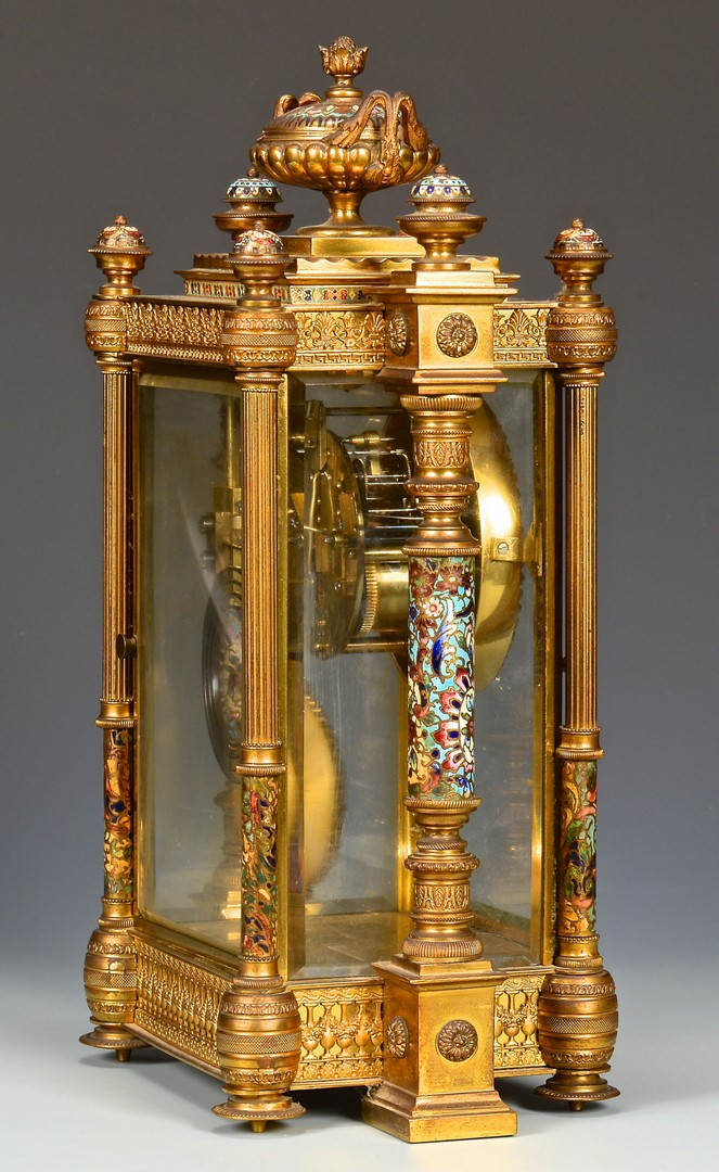 Lot 259: Tiffany 3-piece Garniture Set