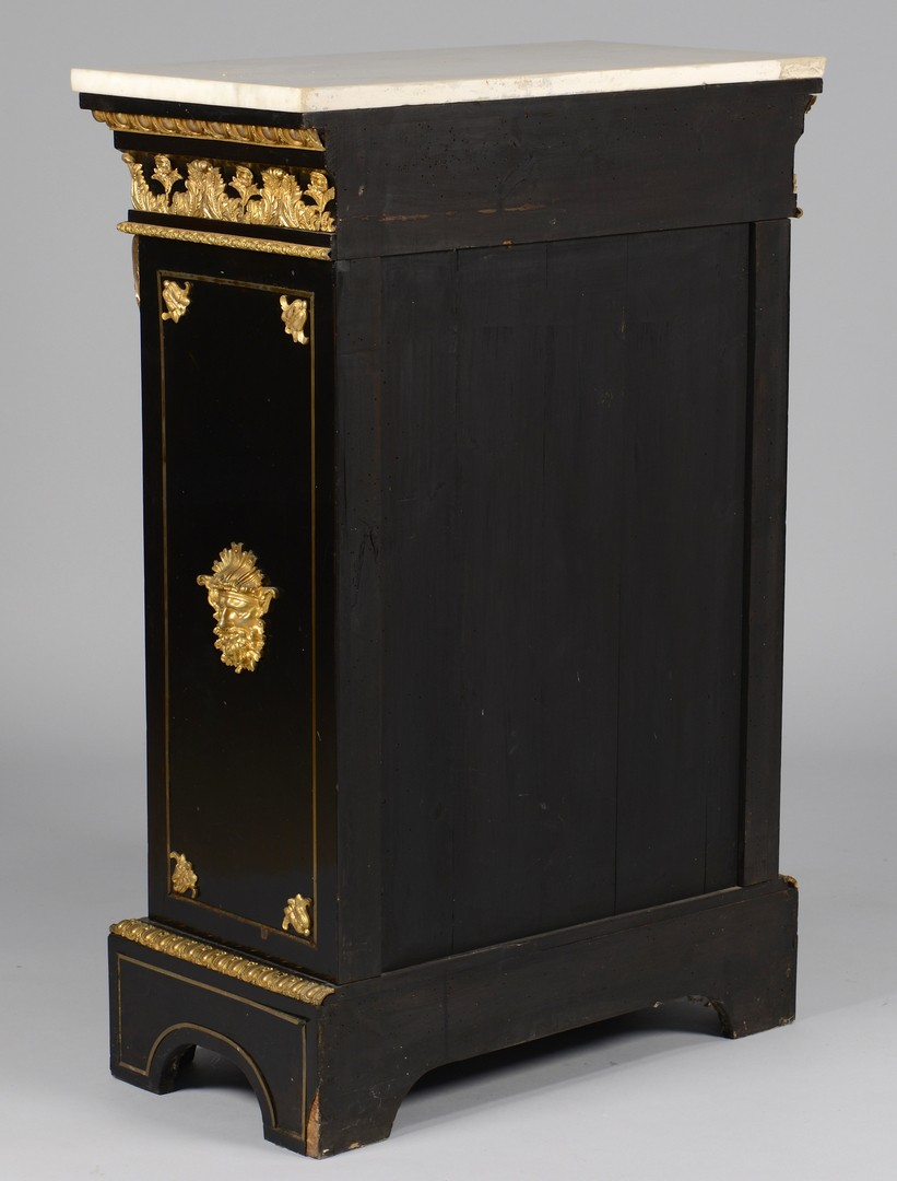 Lot 268: French Boulle and Ormolu Cabinet