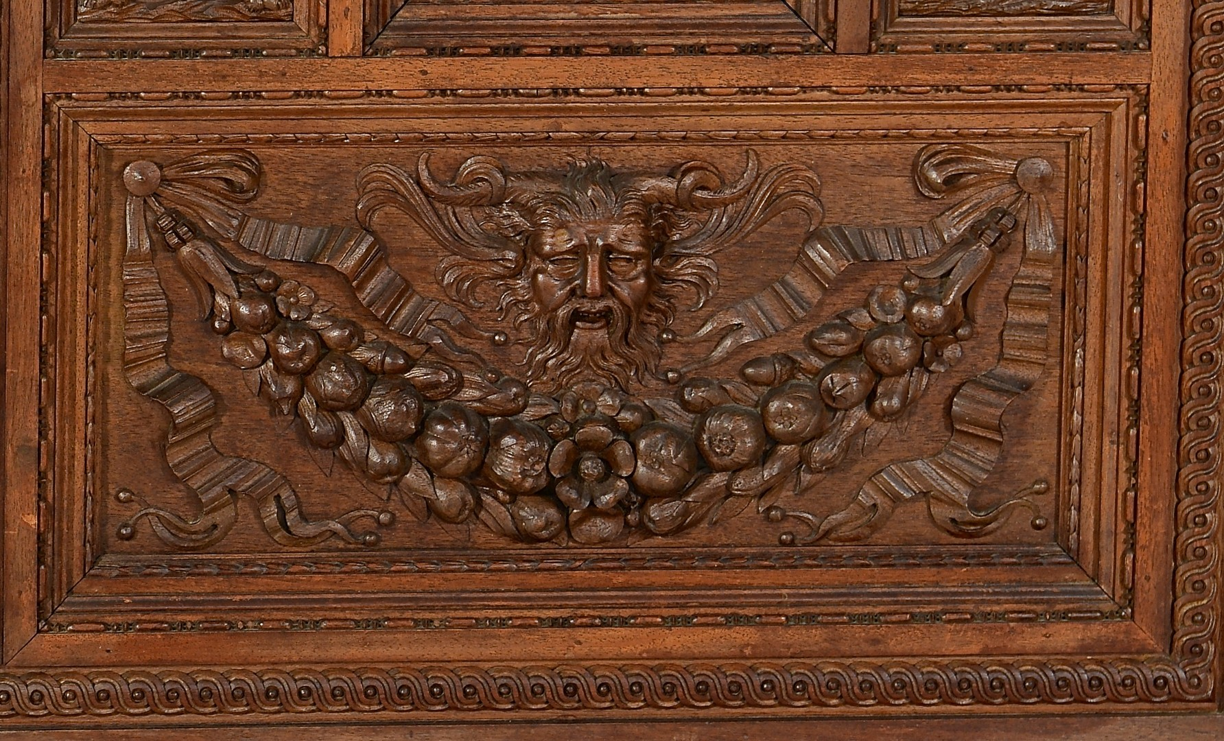 Lot 275 4 European Wooden Carved Panels