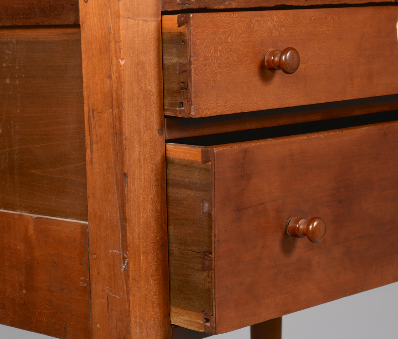 Lot 285: Southern Two Drawer Server Sideboard