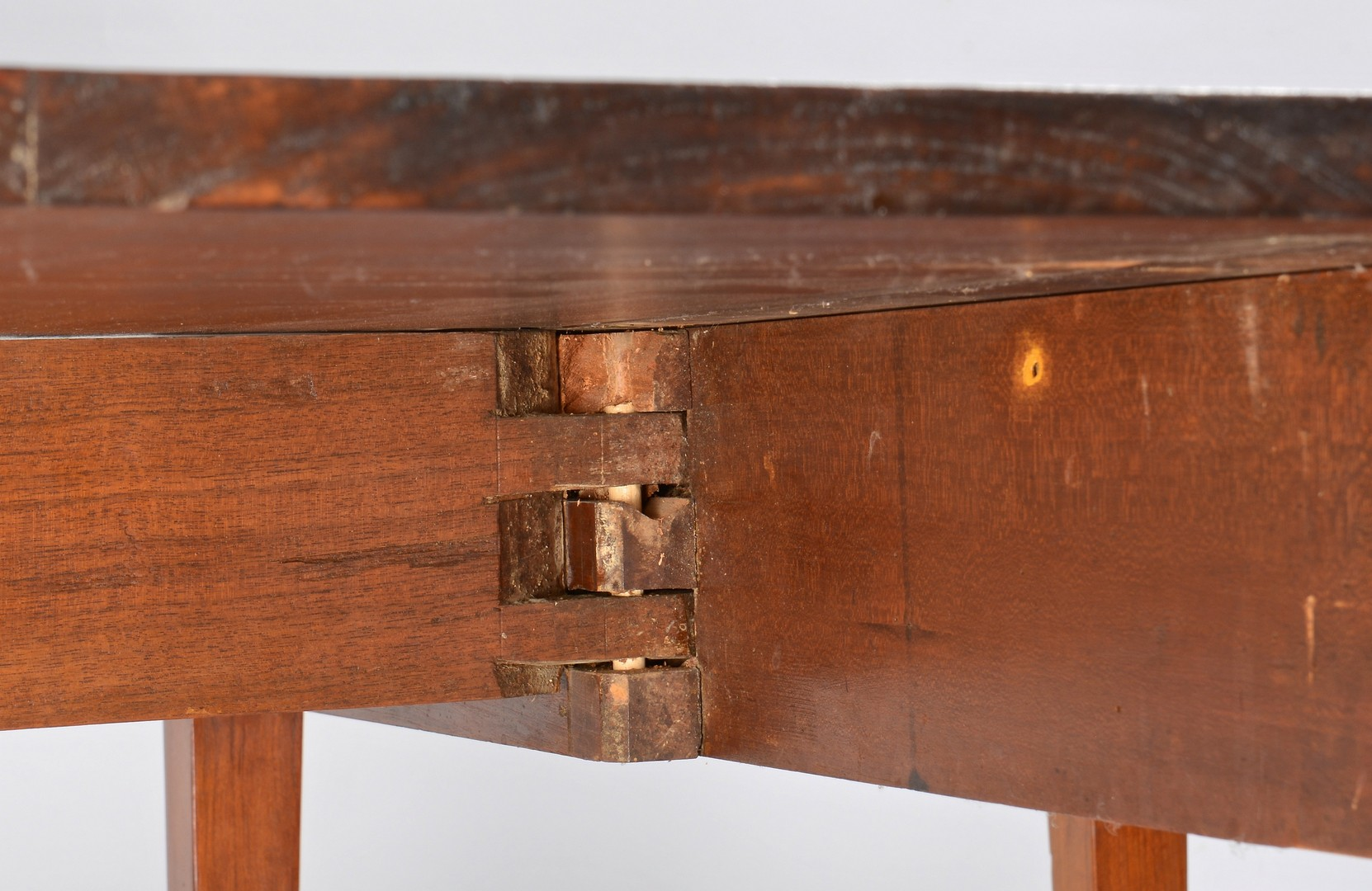 Lot 288: Davidson Co. TN Cherry Dropleaf Table