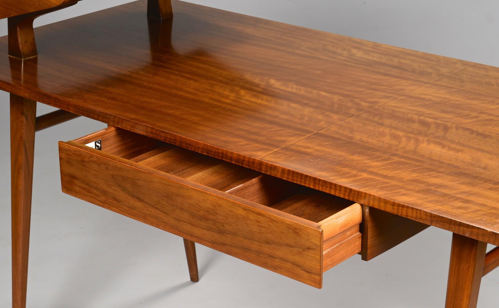 Lot 308: Bertha Schaefer Midcentury Modern Desk