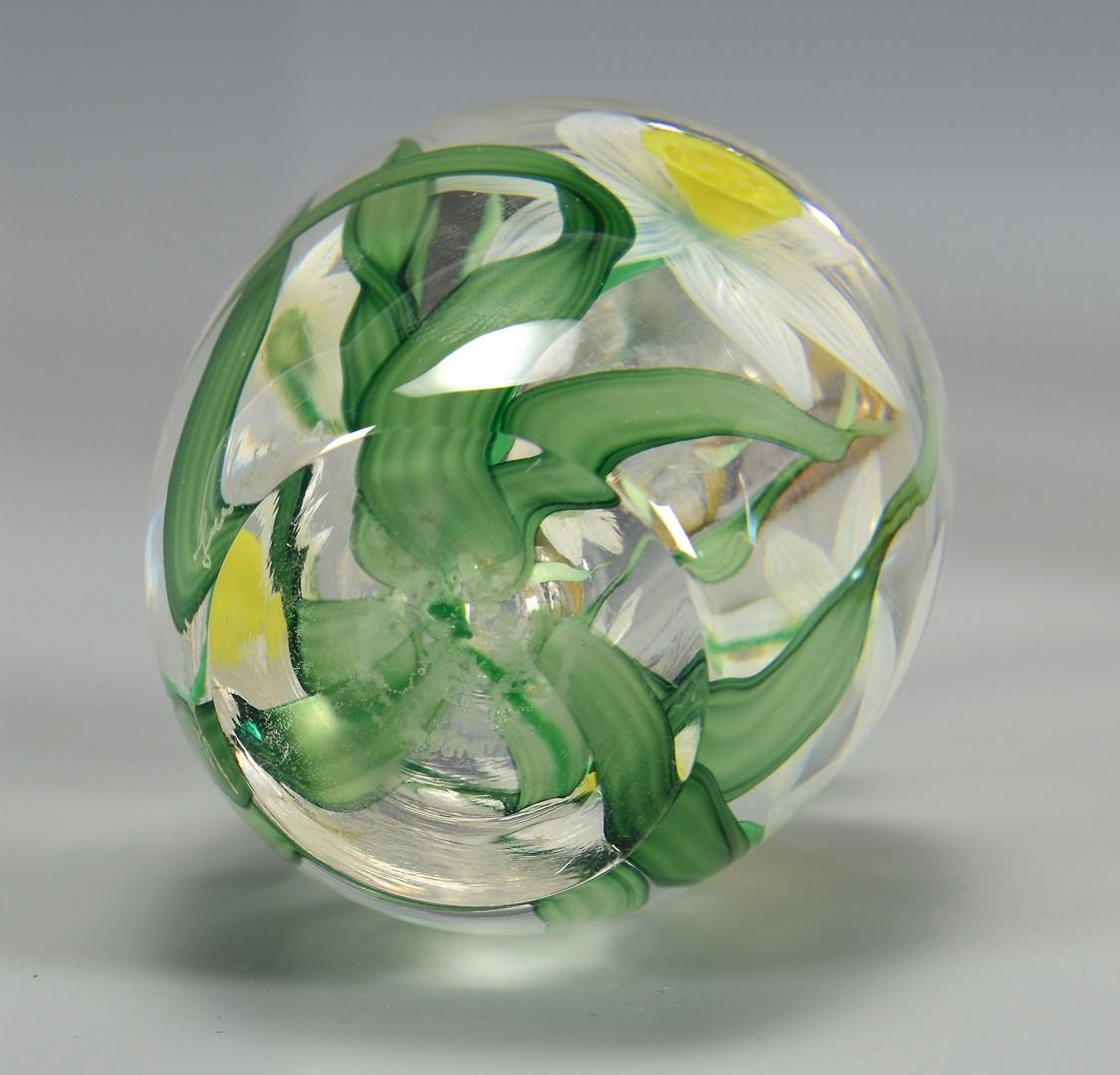 Lot 325: Lundberg perfume, Orient & Flume Vase