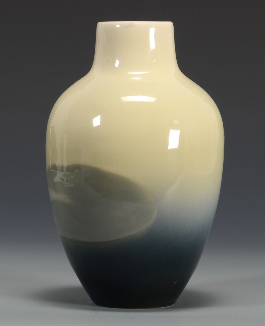 Lot 338: Rookwood Art Pottery Vase by Sallie E. Coyne
