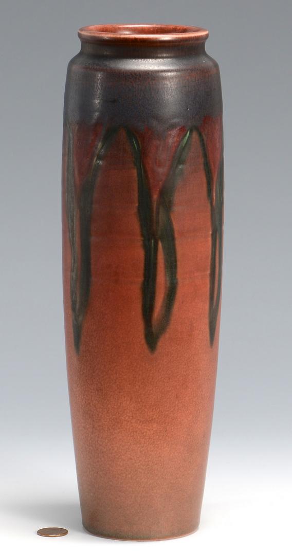 Lot 340 Rookwood Vase Elizabeth Lincoln Artist