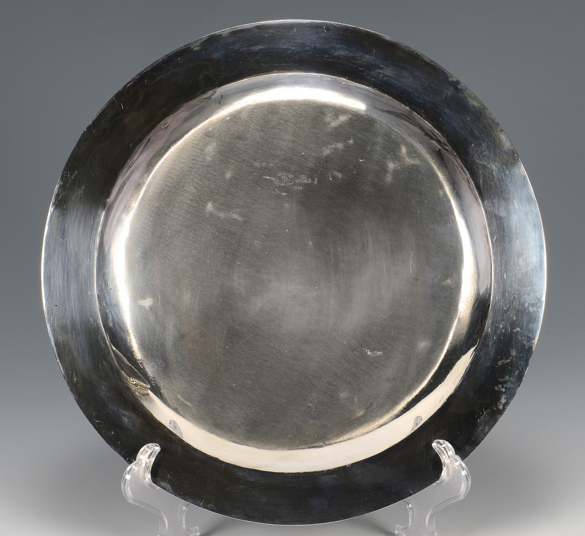 Lot 426: 12 Mexican Sterling Chargers