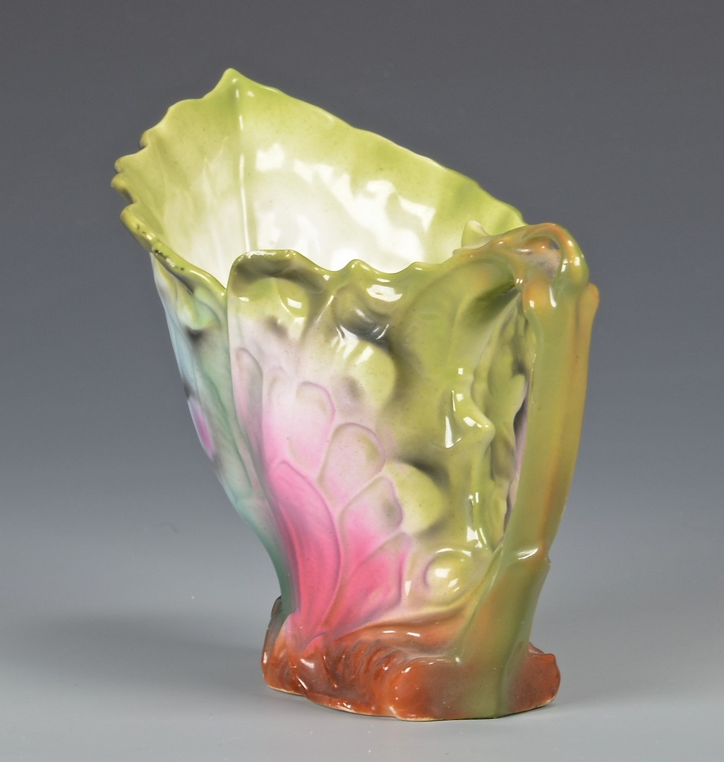 Lot 460: Royal Bayreuth Butterfly Creamer