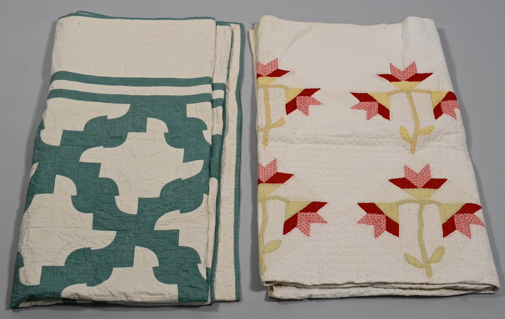 Lot 492: Group of 4 Southern quilts