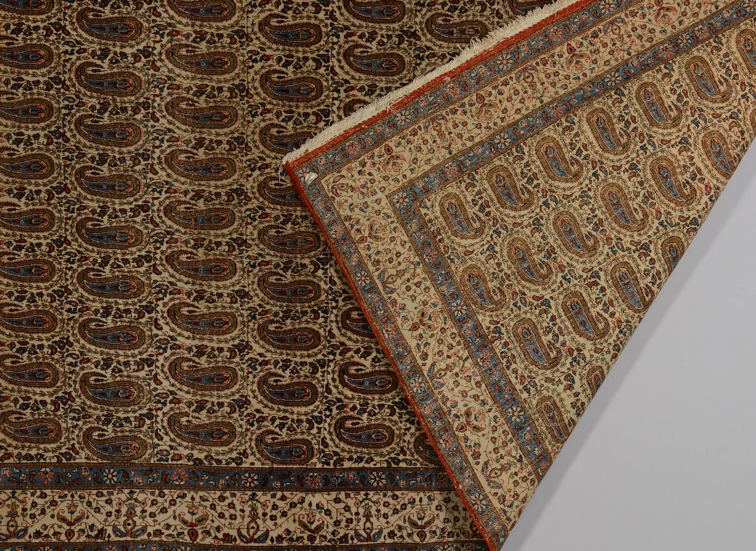 Lot 500: Persian Qum Carpet