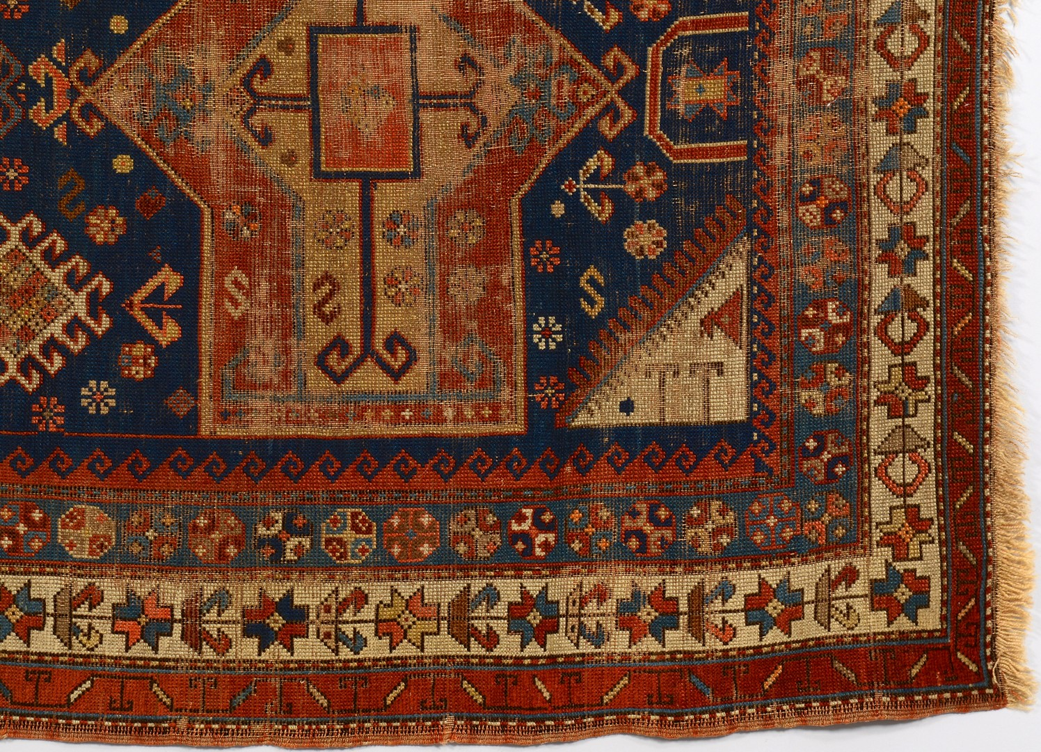 Lot 501: Persian Kazak Rug