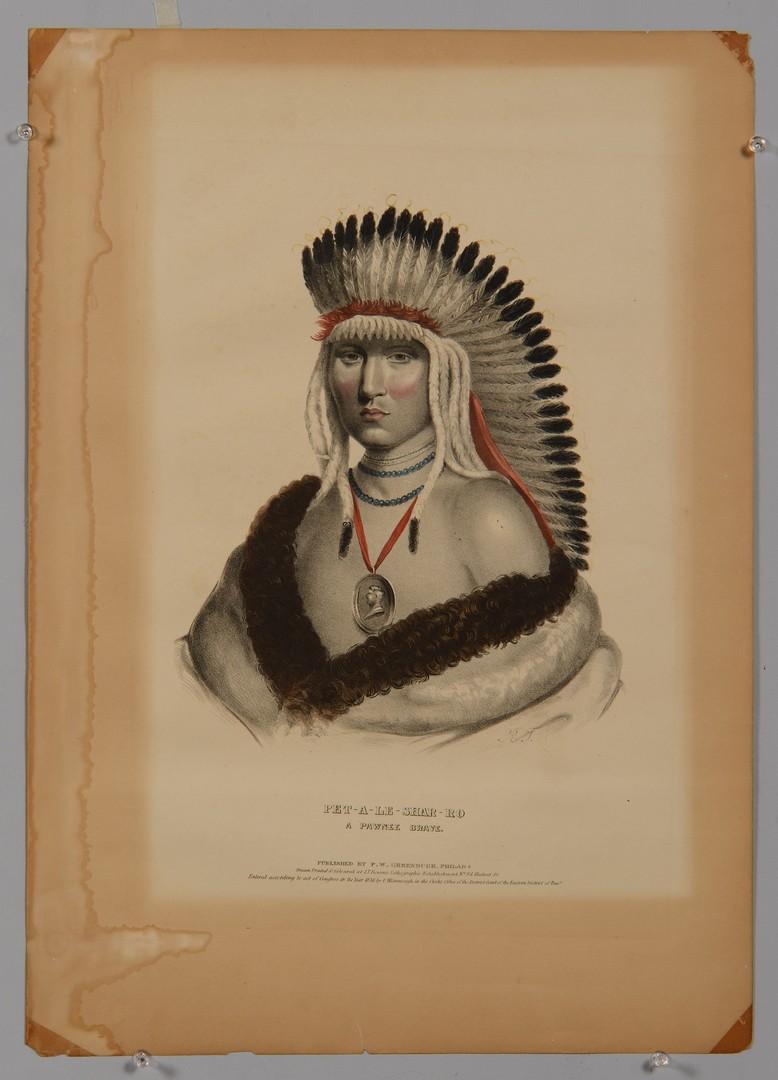 Lot 504: 2 Indian Prints, McKinney & Hall
