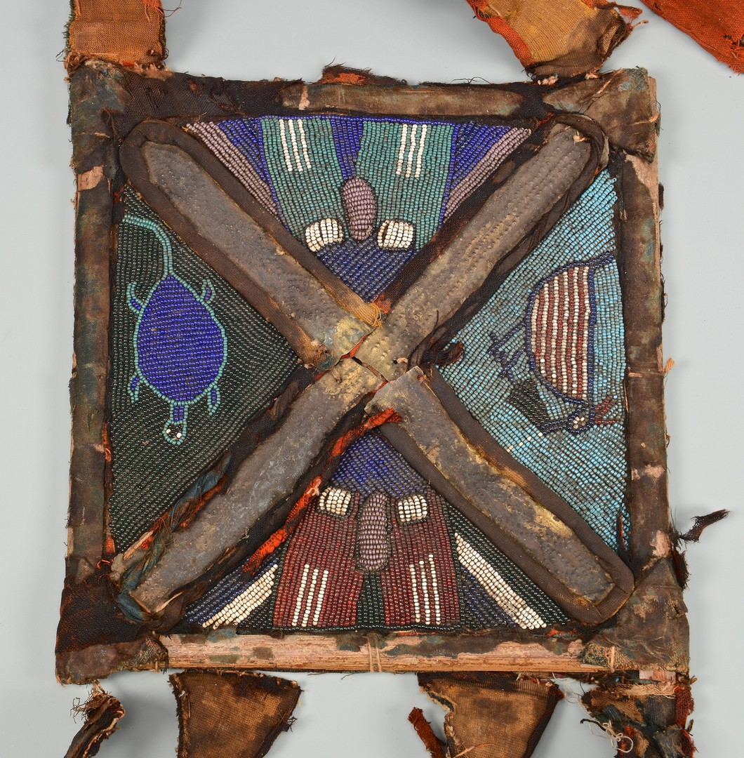 Lot 509: American Plateau Indian Chest Adornment