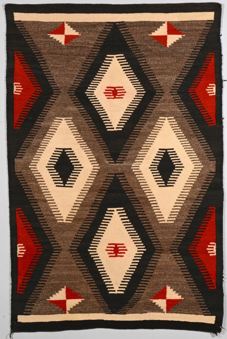 Lot 515 Native American Navajo Rug