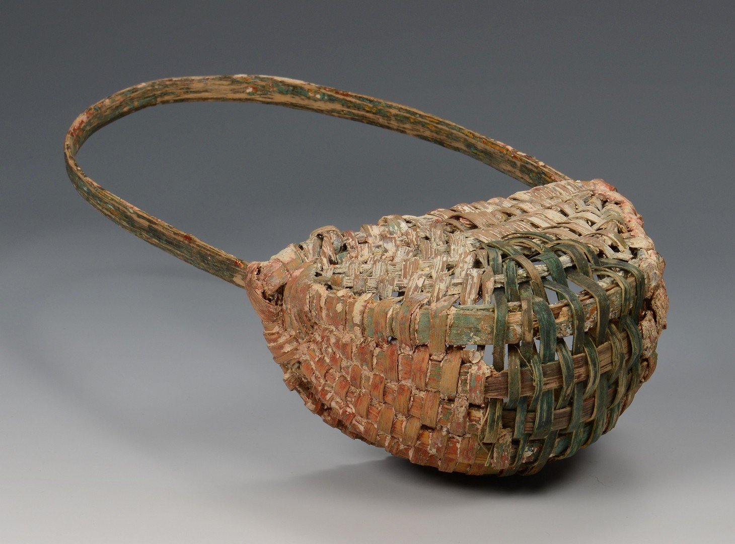 Lot 524: 4 East TN/Appalachian Baskets