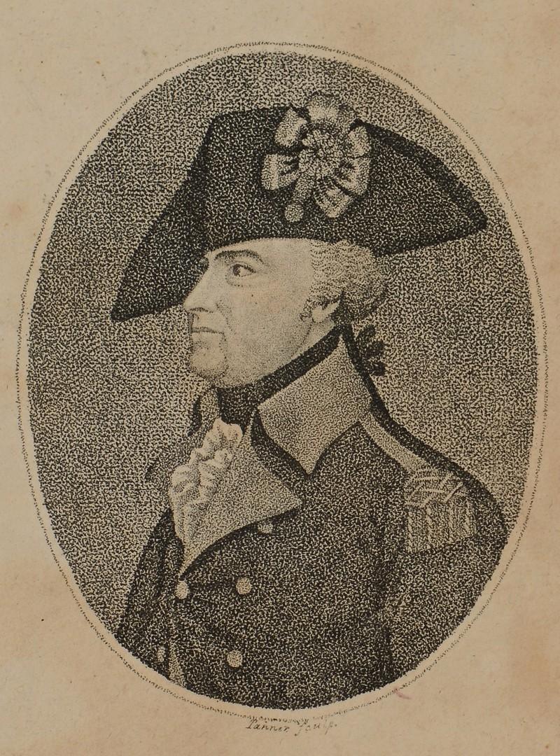 Lot 565: Generals Wayne, Amherst Engravings