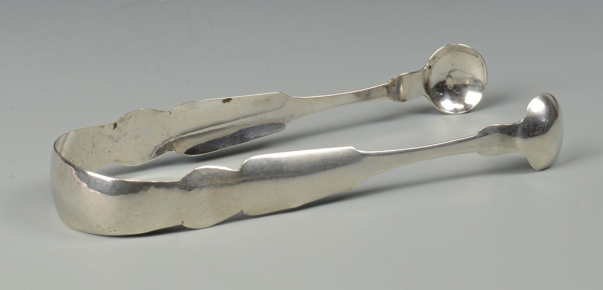 Lot 56: Titus Knoxvile Coin Silver Tongs