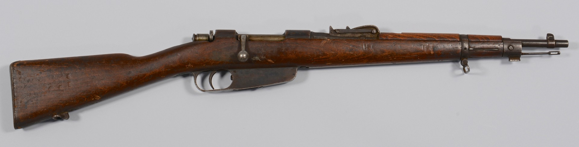 Lot 574: 2 Military bolt-action Rifles