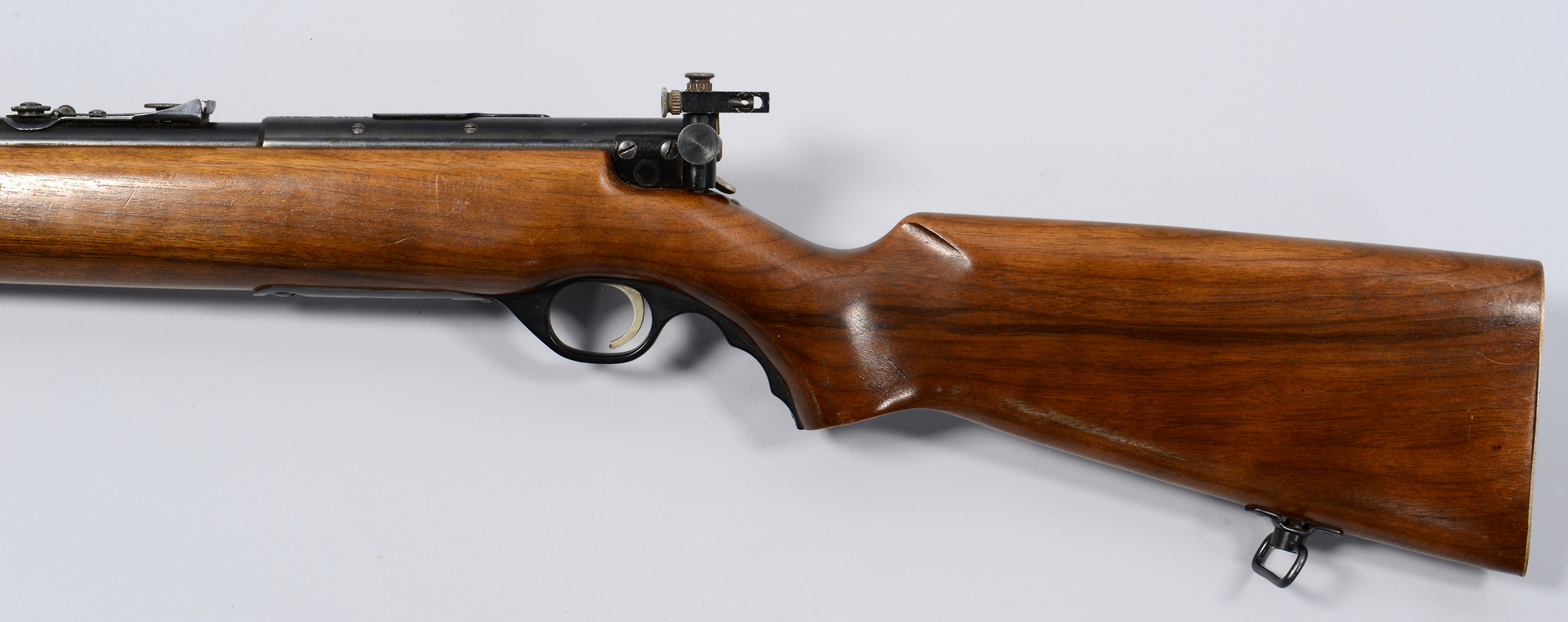 Hammer Down Auctions >> Lot 574: 2 Military bolt-action Rifles