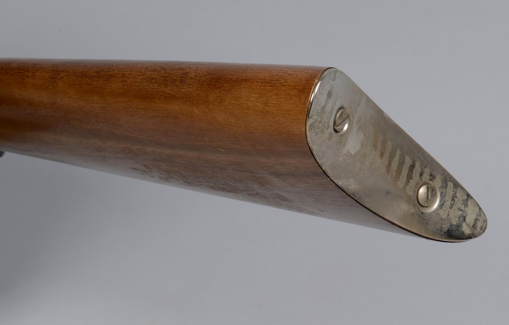 Lot 576: Winchester Buffalo Bill Repeating Rifle