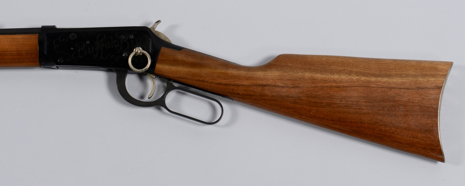 Lot 576: Winchester Buffalo Bill Repeating Rifle