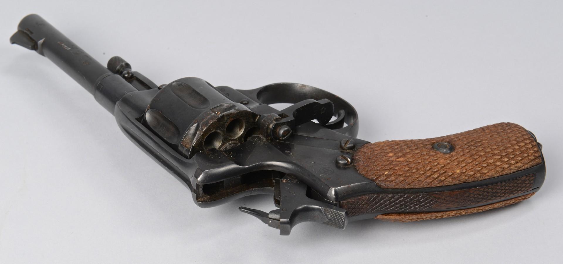 Lot 577: Russian 1936 Nagant Revolver