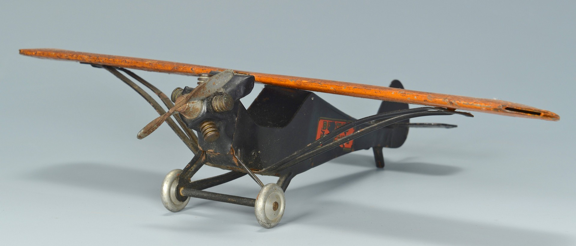 Lot 581: 4 Military Related Toys
