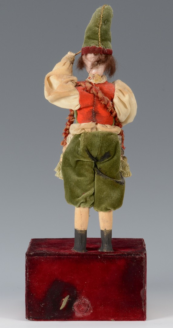 Lot 586: Swiss Automaton Drummer Figure